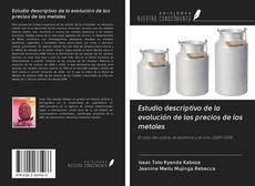 Borítókép a  Estudio descriptivo de la evolución de los precios de los metales - hoz