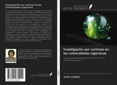 Bookcover of Investigación por contrato en las universidades nigerianas