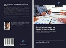Het ontwerpen van uw dashboards met Excel kitap kapağı