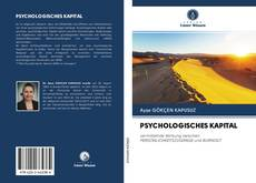 Bookcover of PSYCHOLOGISCHES KAPITAL