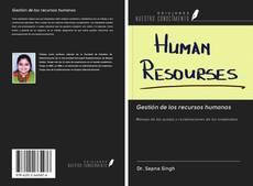 Borítókép a  Gestión de los recursos humanos - hoz