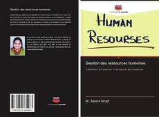 Bookcover of Gestion des ressources humaines
