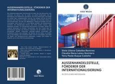 Обложка AUSSENHANDELSSTELLE, FÖRDERER DER INTERNATIONALISIERUNG