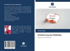 Обложка Umkehrung von Diabetes