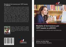 Bookcover of Modello di formazione per l'EPT basato su pMOOC