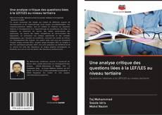 Borítókép a  Une analyse critique des questions liées à la LEF/LES au niveau tertiaire - hoz