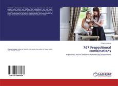 Bookcover of 767 Prepositional combinations