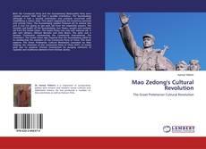 Обложка Mao Zedong's Cultural Revolution