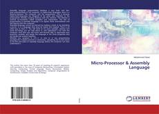 Bookcover of Micro-Processor & Assembly Language