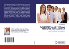 Bookcover of FUNDAMENTALS OF HUMAN RESOURCE MANAGEMENT