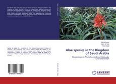 Portada del libro de Aloe species in the Kingdom of Saudi Arabia