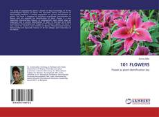 Bookcover of 101 FLOWERS
