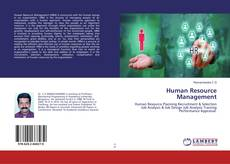 Bookcover of Human Resource Management