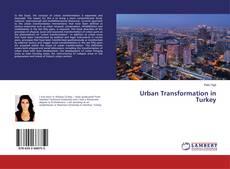 Capa do livro de Urban Transformation in Turkey