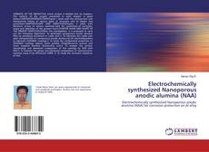 Bookcover of Electrochemically synthesized Nanoporous anodic alumina (NAA)