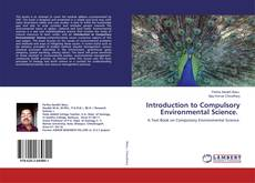 Copertina di Introduction to Compulsory Environmental Science.