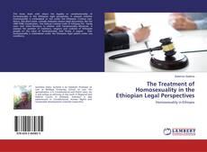 Borítókép a  The Treatment of Homosexuality in the Ethiopian Legal Perspectives - hoz
