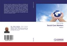 Bookcover of Social Care Matters