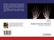 Skeletal maturity indicators kitap kapağı