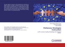 Bookcover of Politeness Strategies Instruction