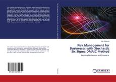 Bookcover of Risk Management for Businesses with Stochastic Six Sigma DMAIC Method
