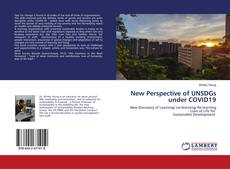 Bookcover of New Perspective of UNSDGs under COVID19