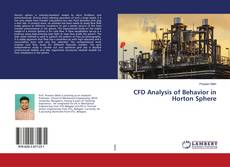 Bookcover of CFD Analysis of Behavior in Horton Sphere