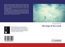 Bookcover of Marriage of the Lamb