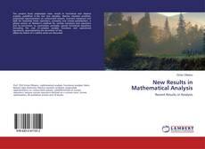 New Results in Mathematical Analysis kitap kapağı
