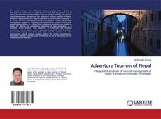 Bookcover of Adventure Tourism of Nepal