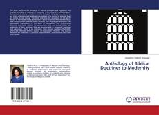 Portada del libro de Anthology of Biblical Doctrines to Modernity