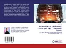 Buchcover von An Evaluation of Financial Performance of Commercial Banks