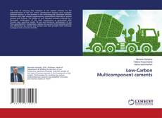 Bookcover of Low-Carbon Multicomponent cements