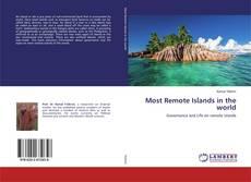 Portada del libro de Most Remote Islands in the world