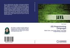 Borítókép a  J(S) Programming Languages - hoz