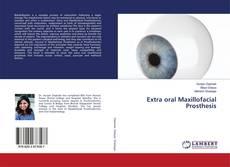 Capa do livro de Extra oral Maxillofacial Prosthesis