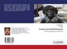 Endurance Based Research kitap kapağı