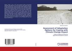 Bookcover of Assessment of Adaptation Options for Coping with Climate Change Impact