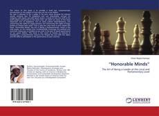 "Copertina di ""Honorable Minds"""