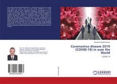 Bookcover of Coronavirus disease 2019 (COVID-19) in over the World