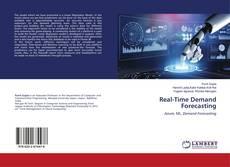 Capa do livro de Real-Time Demand Forecasting