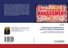 Bookcover of Organisational Behaviour from an African Perspective