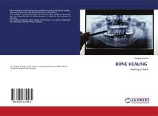 Bookcover of BONE HEALING