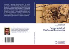 Bookcover of Fundamentals of Mechanical Engineering