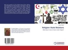 Обложка Religion–State Relations
