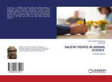 Bookcover of SALIENT POINTS IN ANIMAL SCIENCE