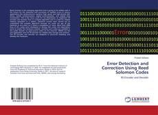 Capa do livro de Error Detection and Correction Using Reed Solomon Codes