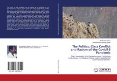 Capa do livro de The Politics, Class Conflict and Racism of the Covid19 Pandemic