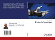 Bookcover of Electronics Technology