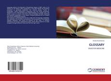 Bookcover of GLOSSARY